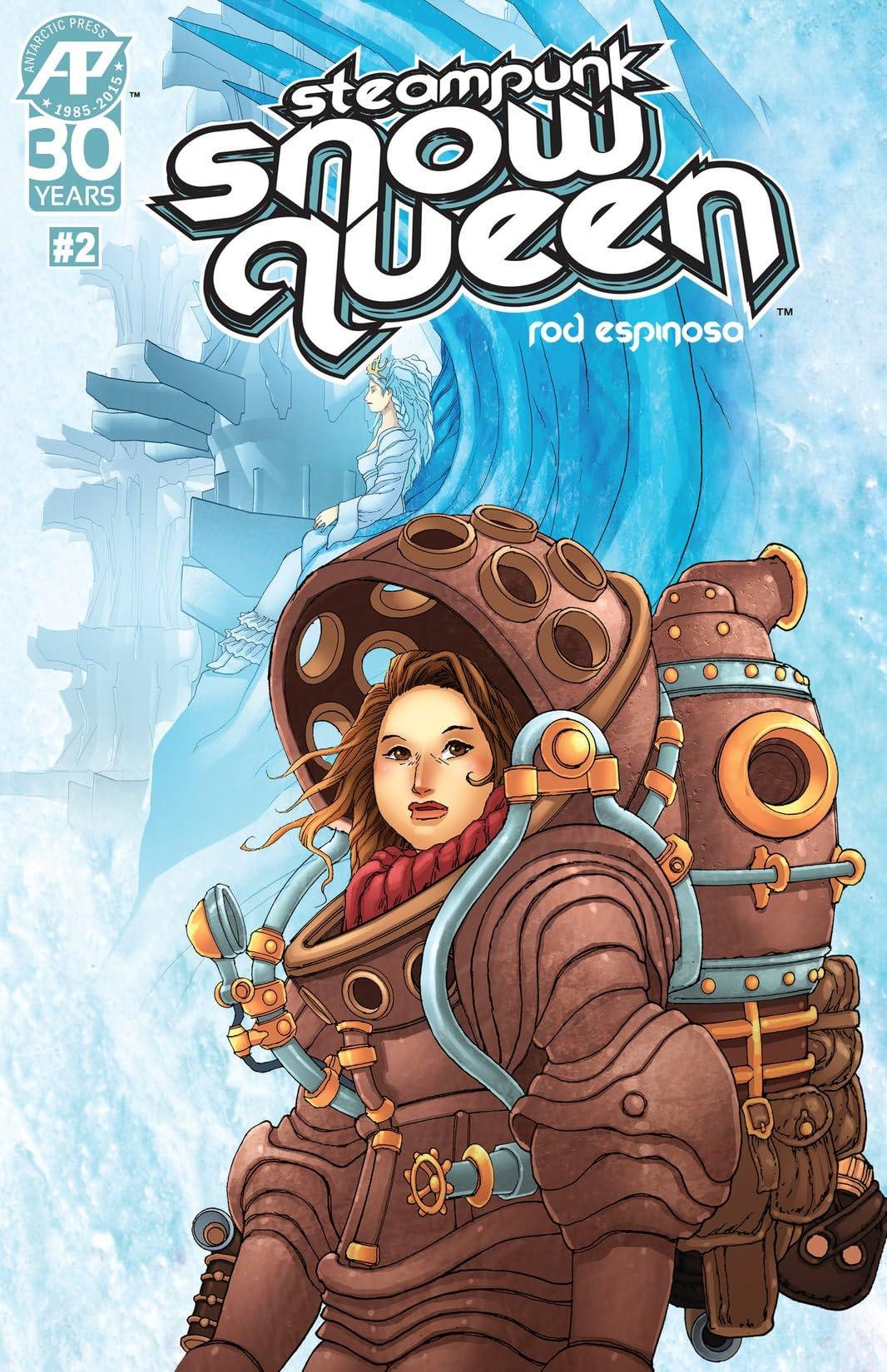 Rod Espinosa's Steampunk Snow Queen #2 (of 3)
