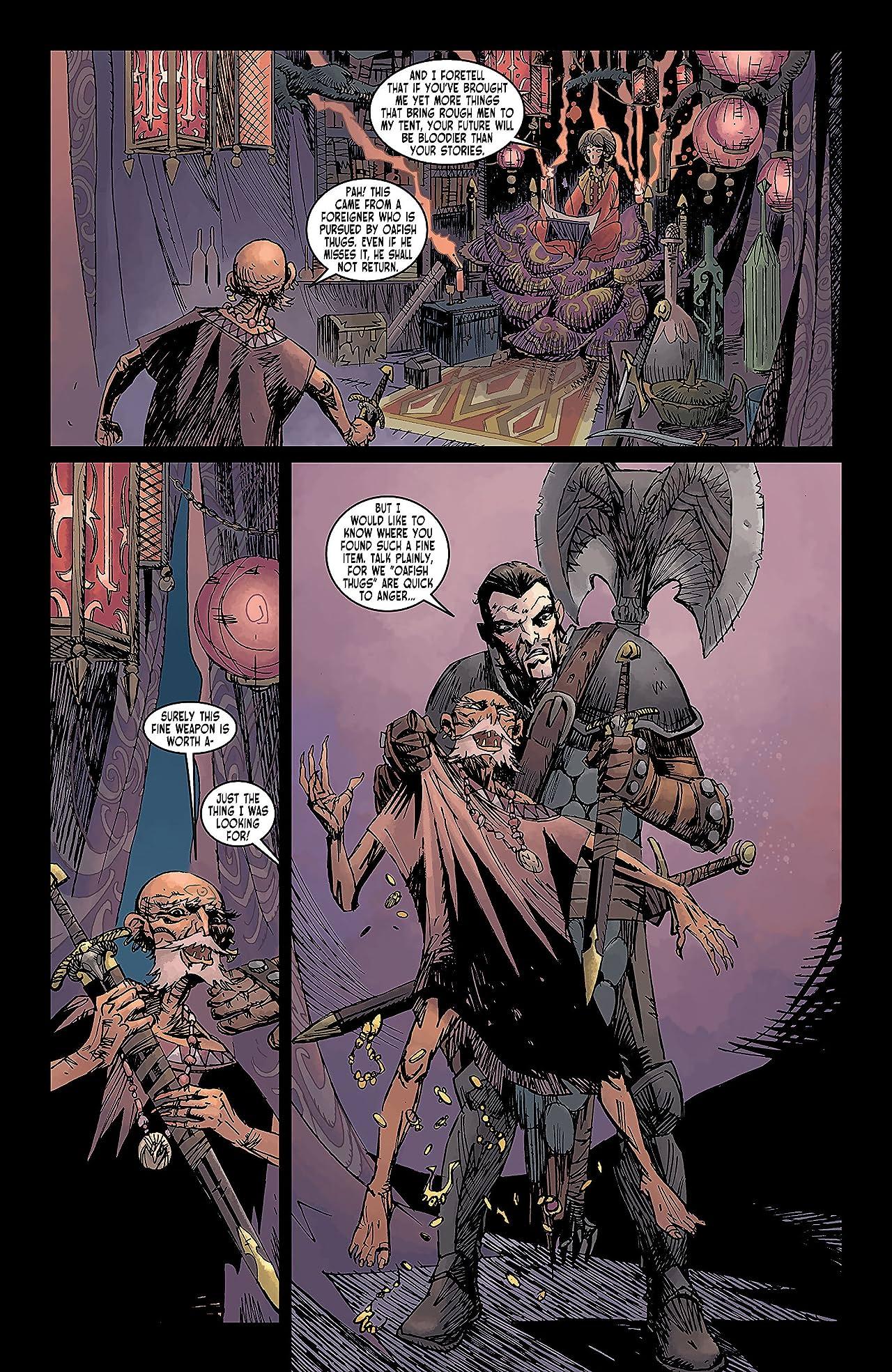 Diablo #1 (of 5)