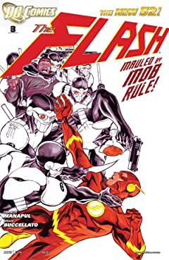 The Flash (2011-2016) #3