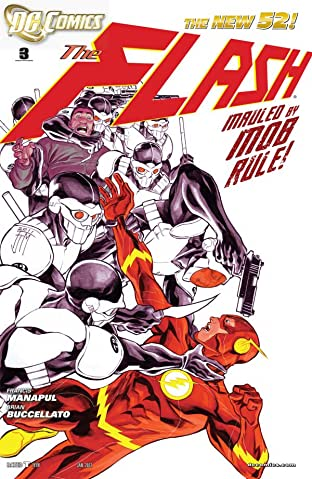 The Flash (2011-) #3