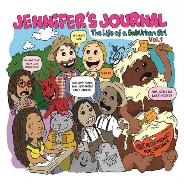 5 Reasons to Read Jennifer's Journal