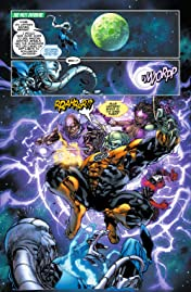 Green Lantern: New Guardians (2011-2015) #3