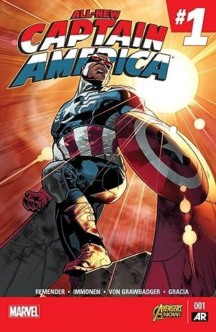 All-New Captain America (2014-2015) #1