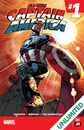 All-New Captain America (2014-2015) #1
