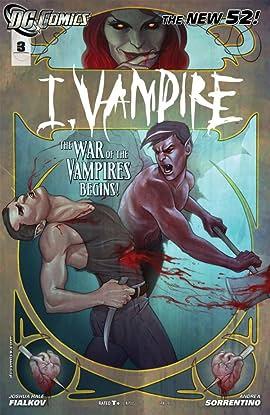 I, Vampire (2011-2013) #3