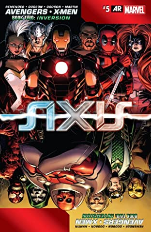 Avengers & X-Men: Axis #5 (of 9)
