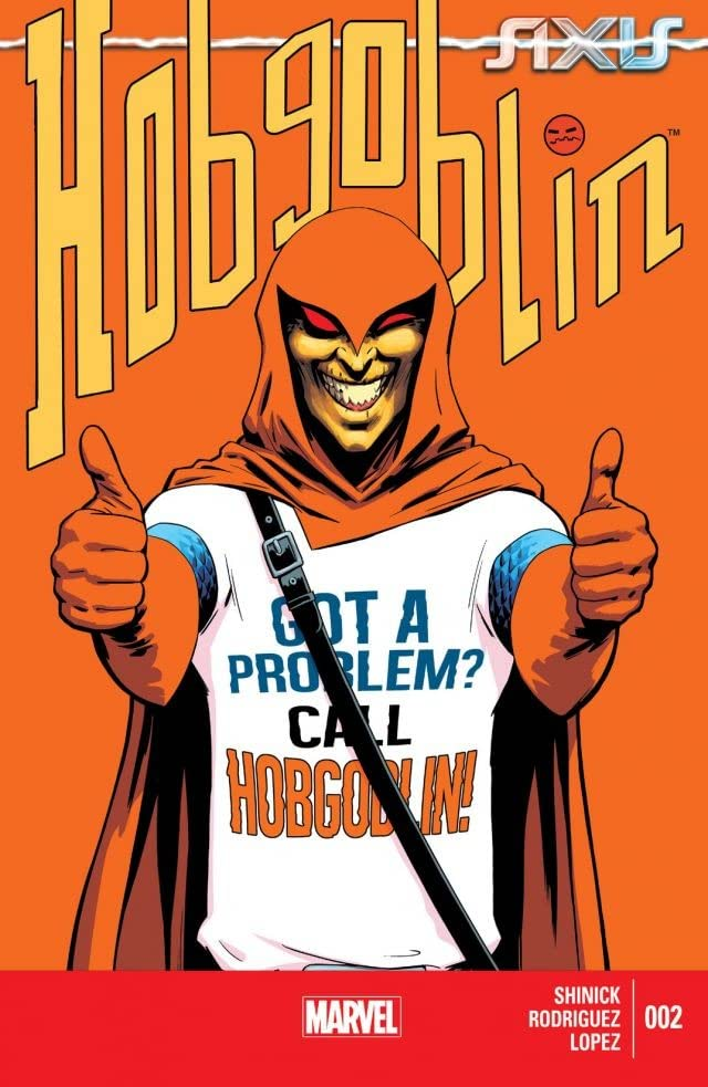 Axis: Hobgoblin #2 (of 3)