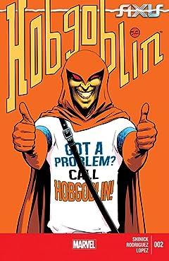 Axis: Hobgoblin #2 (of 3)