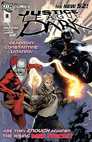 Justice League Dark (2011-2015) #3