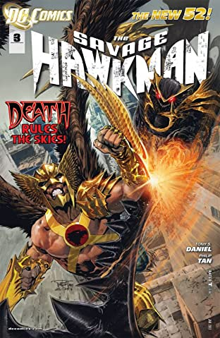 The Savage Hawkman (2011-2013) #3