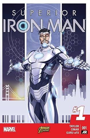 Superior Iron Man (2014-2015) #1