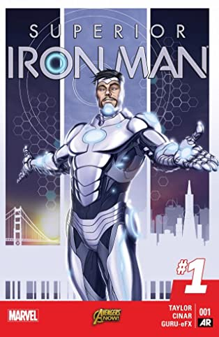Superior Iron Man (2014-2015) #1