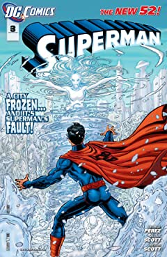 Superman (2011-2016) No.3