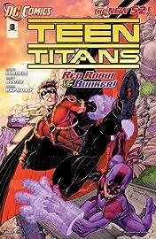 Teen Titans (2011-2014) #3