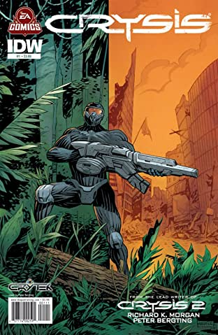 Crysis No.1 (sur 6)