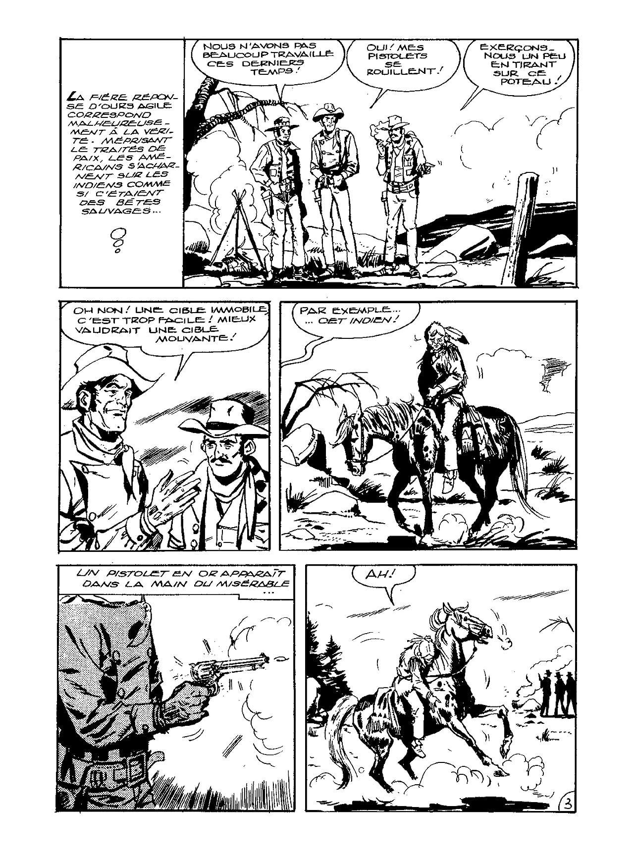 RAKAR Vol. 1: Justice pour les Sioux