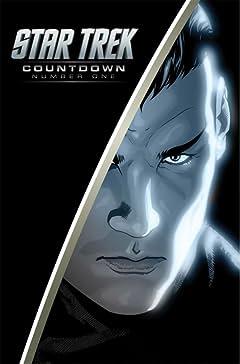 Star Trek: Countdown No.1