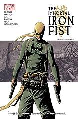 Immortal Iron Fist #3
