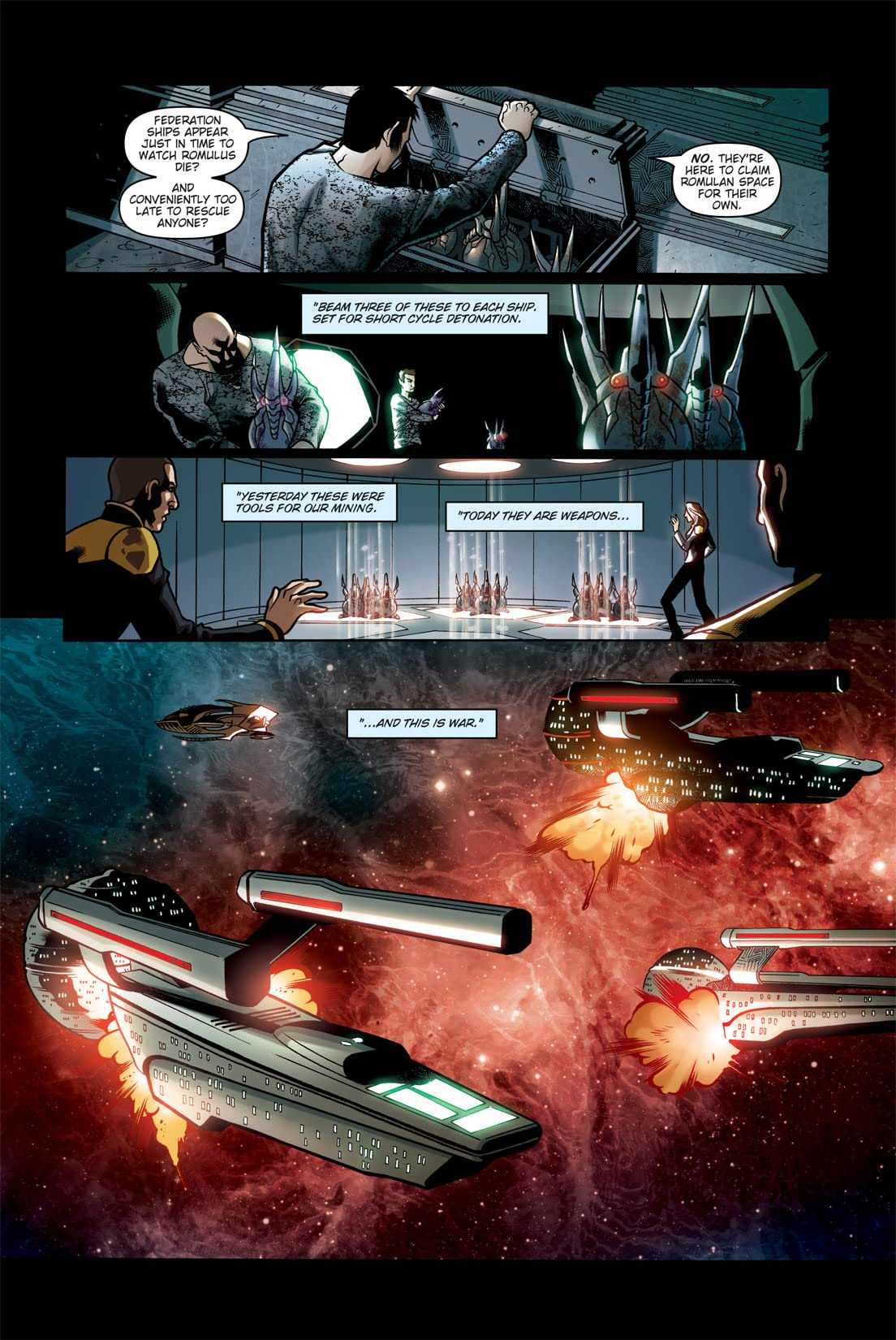 Star Trek: Countdown #3