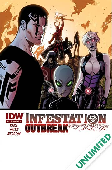 Infestation: Outbreak #1 (of 4)