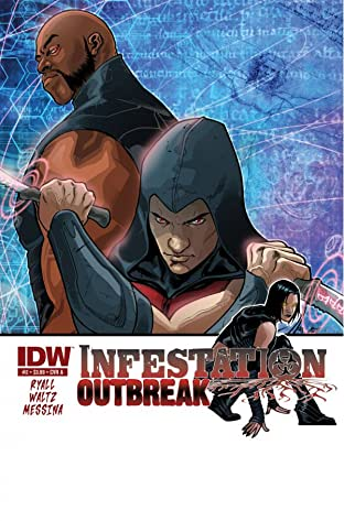 Infestation: Outbreak #2 (of 4)