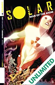 Solar: Man Of The Atom #6: Digital Exclusive Edition