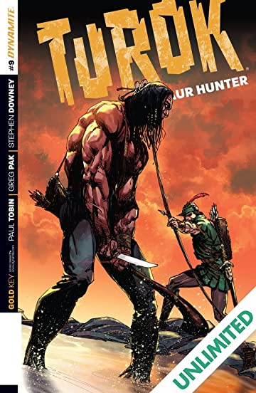 Turok: Dinosaur Hunter #9: Digital Exclusive Edition