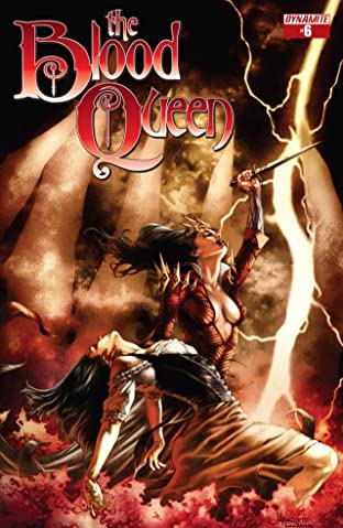 The Blood Queen #6: Digital Exclusive Edition