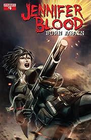Jennifer Blood: Born Again #4 (of 5): Digital Exclusive Edition