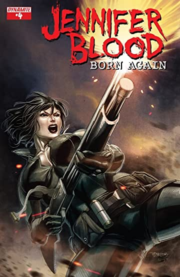 Jennifer Blood: Born Again #4 (of 5): Digital Exclusive Edition