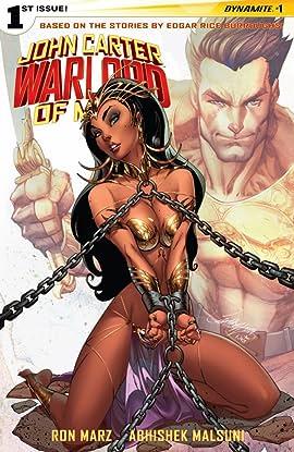 John Carter: Warlord of Mars #1: Digital Exclusive Edition