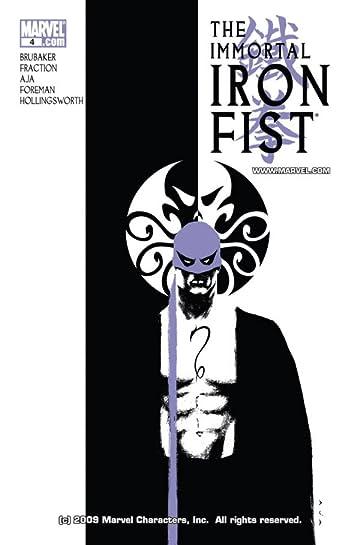 Immortal Iron Fist (2006-2009) #4