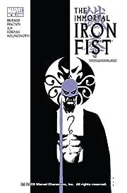 Immortal Iron Fist #4
