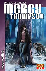 Patricia Briggs' Mercy Thompson: Moon Called #4