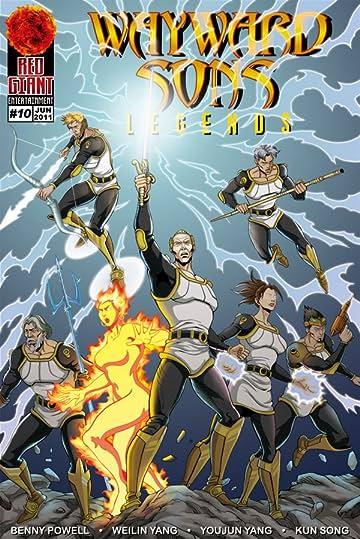 Wayward Sons: Legends #10