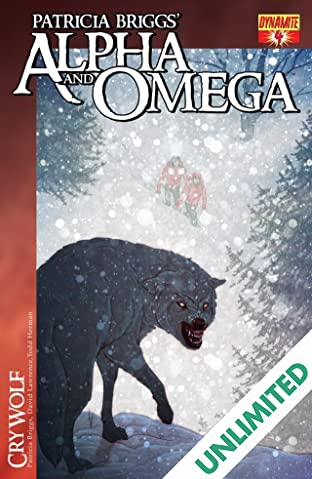 Patricia Briggs' Alpha & Omega: Cry Wolf #4