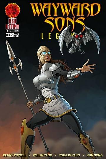 Wayward Sons: Legends #12