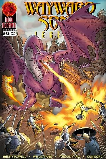 Wayward Sons: Legends #13