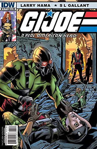 G.I. Joe: A Real American Hero No.171