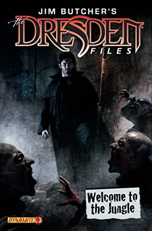 Jim Butcher's The Dresden Files: Welcome to the Jungle #4 (of 4)