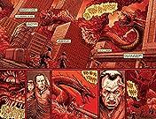 Godzilla: Cataclysm #4 (of 5)