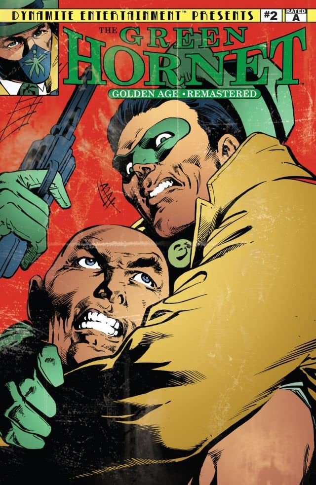 The Green Hornet: Golden Age Re-Mastered #2