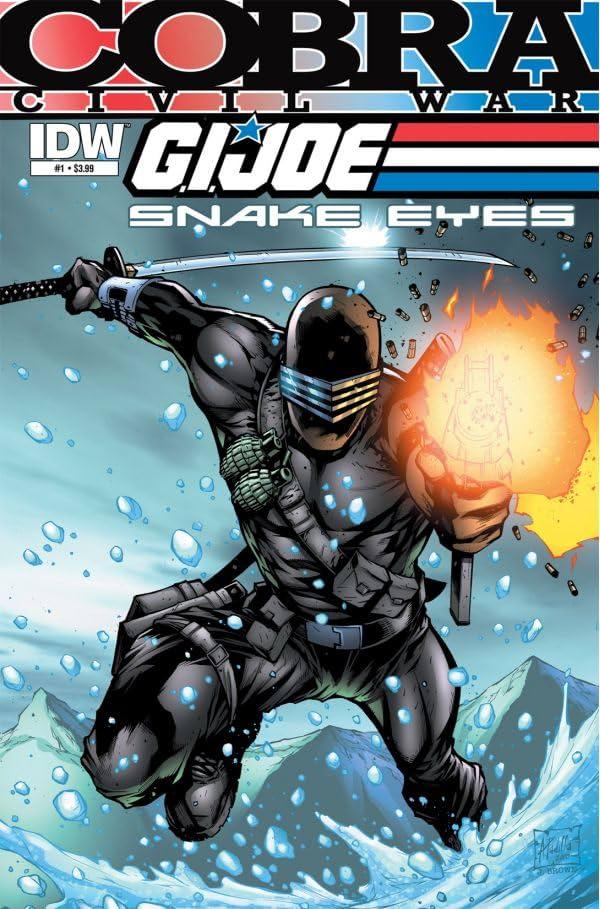 G.I. Joe: Snake Eyes (2011-2013) #1
