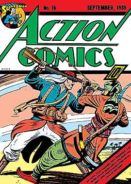 Action Comics (1938-2011) No.16
