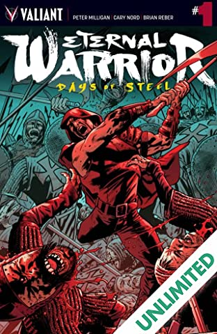 Eternal Warrior: Days of Steel #1 (of 3): Digital Exclusives Edition