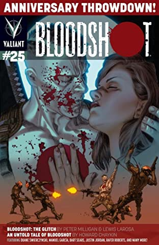 Bloodshot (2012- ) No.25: Digital Exclusives Edition
