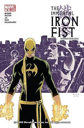 Immortal Iron Fist (2006-2009) #6