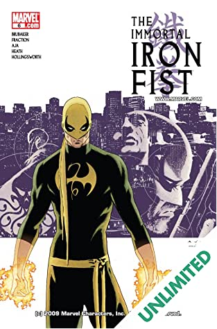 Immortal Iron Fist #6