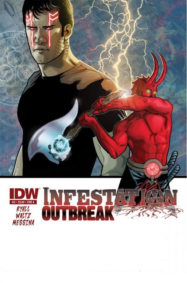 Infestation: Outbreak #3 (of 4)