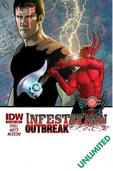 Infestation: Outbreak #3 (of 4)